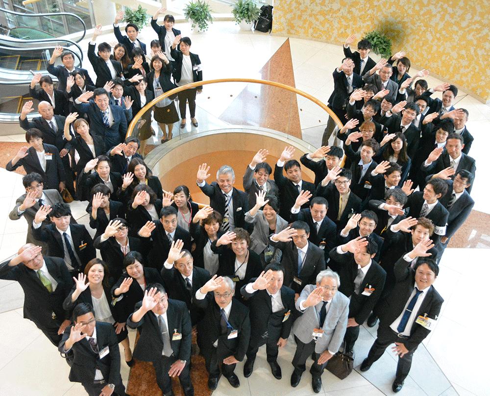 株式会社まごころの社員の雰囲気